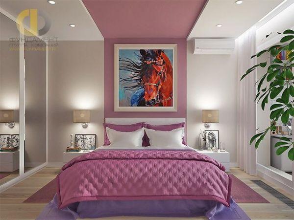 Дизайн спальни для девочки-подростка. 34 фото