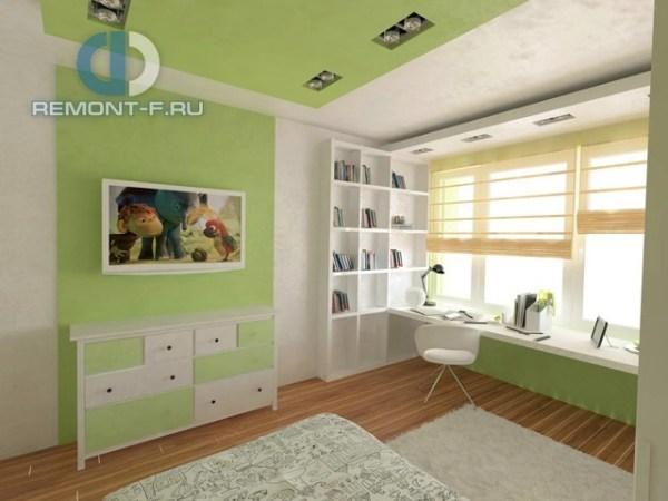 Дизайн детской комнаты для мальчика. 25 фото