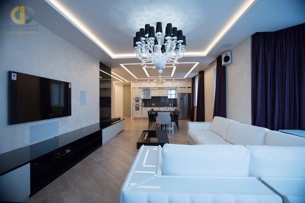 Красивый дизайн квартиры. Фото 2017 и 2018 года