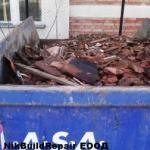 почистване на покрив