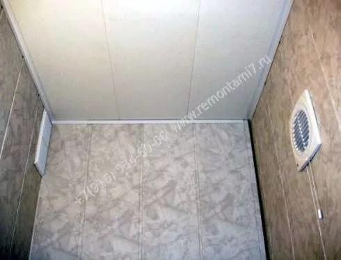 Облицовка ванной комнаты пластиковыми панелями - плюсы и ...