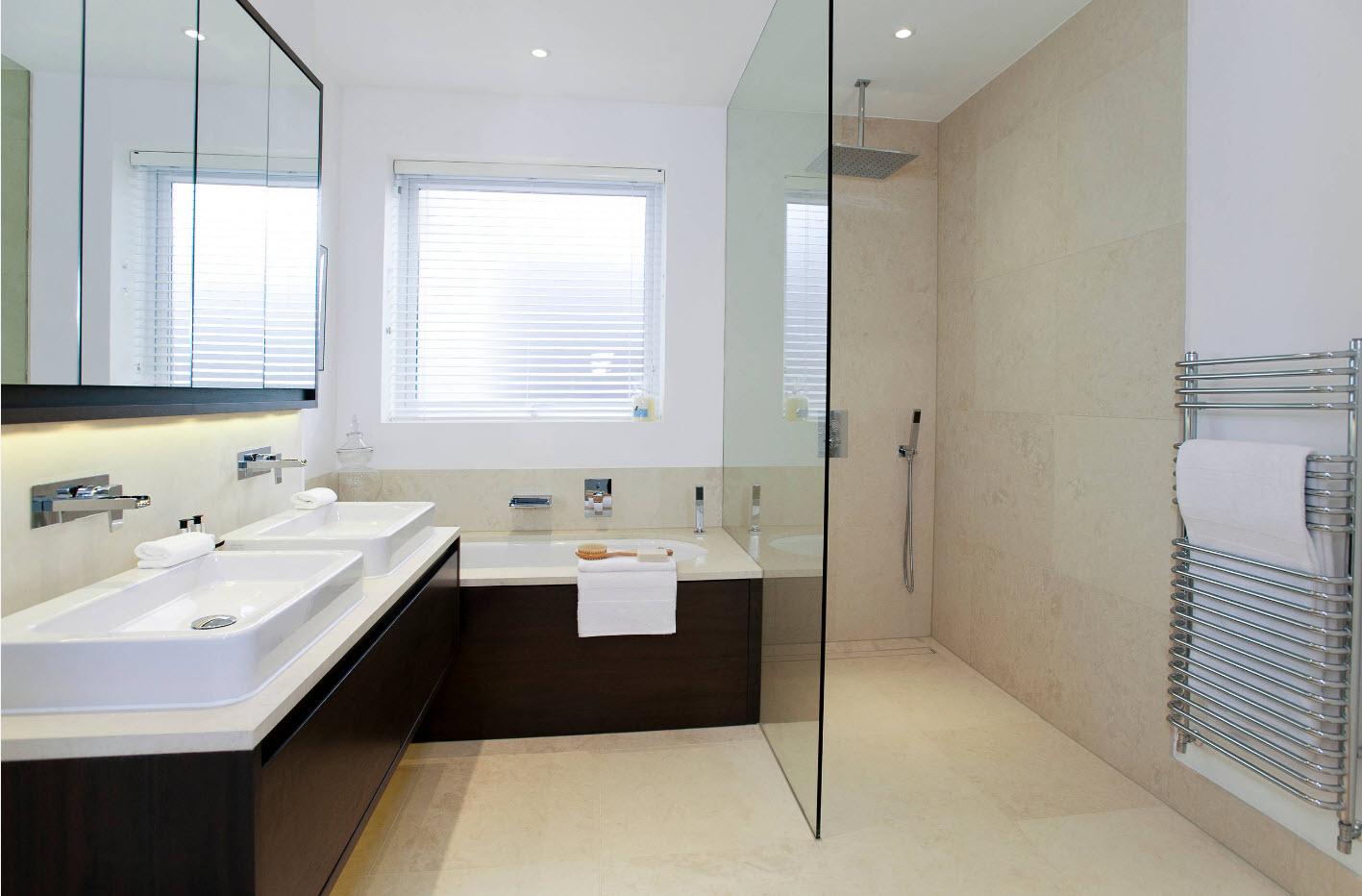 100 лучших идей: современный дизайн ванной комнаты 2019 на