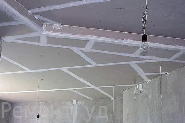 Монтаж потолков, прайс лист потолок, устройство реечных ...