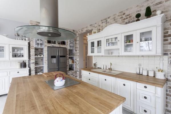 Как воплотить стиль прованс на кухне: особенности ...
