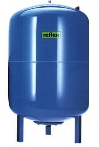 Ремонт системы отопления и ГВС- замена расширительного бака
