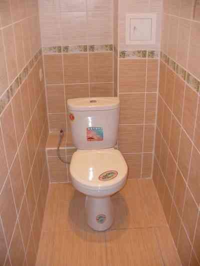 Как сделать ремонт в туалете - Ремонт квартиры своими ...