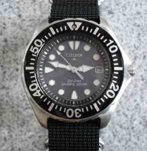 Citizen Promaster Eco-Drive AP0440-14F Diver's 200 m
