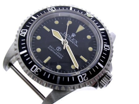 Rolex Military Submariner 5513/5517