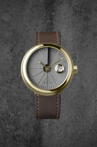 4D Concrete Watch - часовник с циферблат от бетон