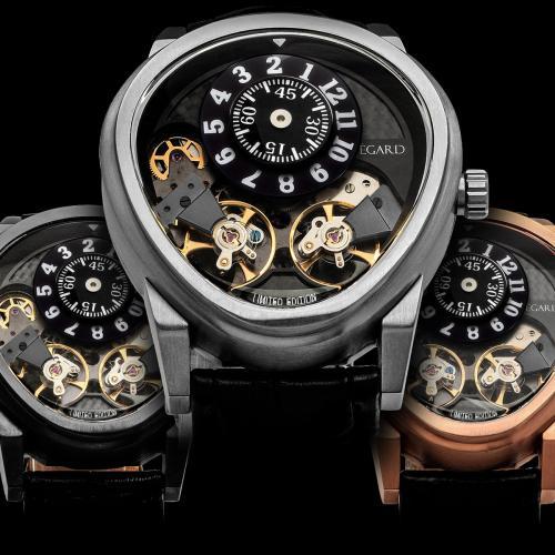 Лимитирана серия часовници Rush-07