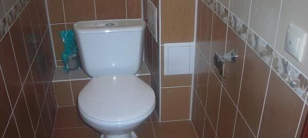 Как сделать короб в туалете из гипсокартона правильно ...