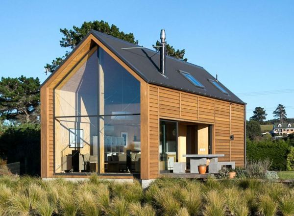 Проекты дачных домиков для 6 соток: фото, описание и ...