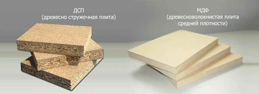 МДФ что это такое Особенности и сферы применения материала