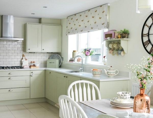 Керамическая плитка для кухни: как подобрать кафель для ...