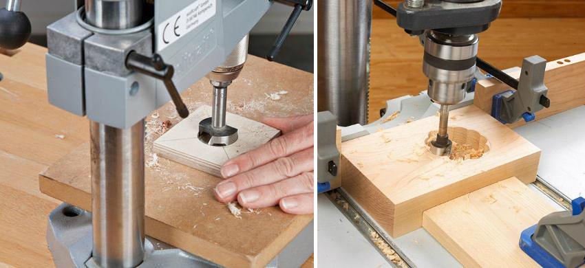 Фрезерлік машинаның көмегімен сіз өнімнің жоғары сапасын жасайтын құралды да, дайындаманы да қауіпсіз түрде қауіпсіздендіре аласыз
