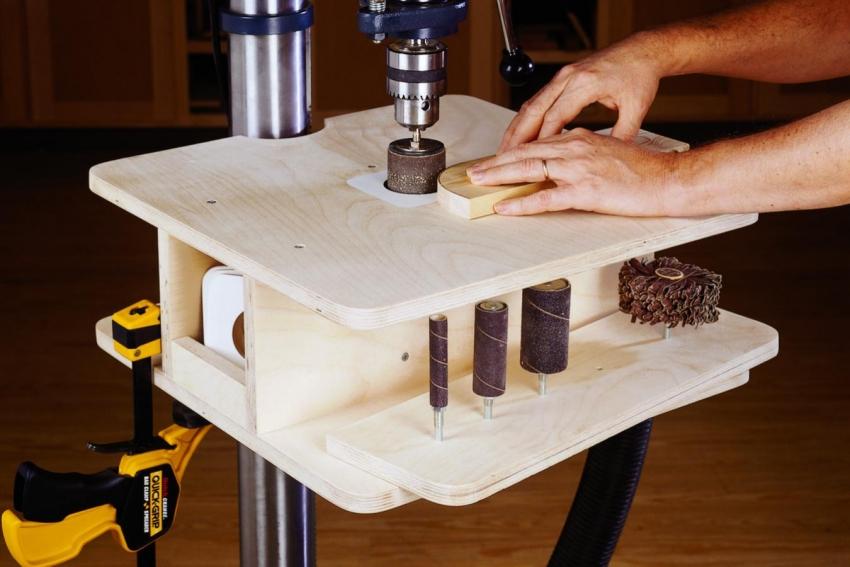 Машинаның қатты және сенімді дизайнын жасаған кезде оны ағашпен түрлі операциялар жасау үшін қолдануға болады