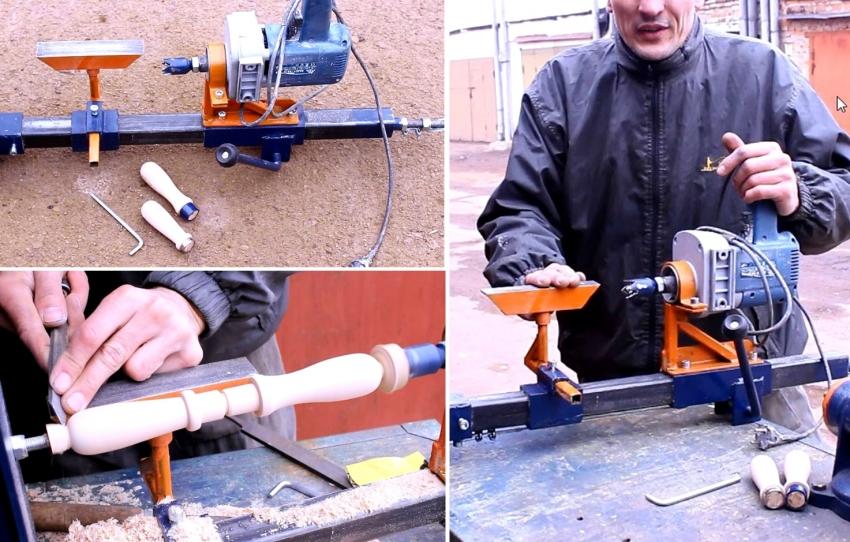 Қатты және тегіс жұмыс беті бар жұмыс дорбасының көмегімен сіз өз қолыңызбен бұрғылауды жасай аласыз