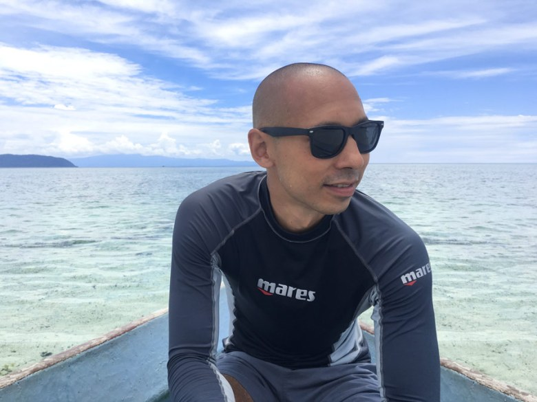About Remote and Afloat Nick Argent travel blogger