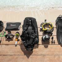Backpacking with Scuba Gear