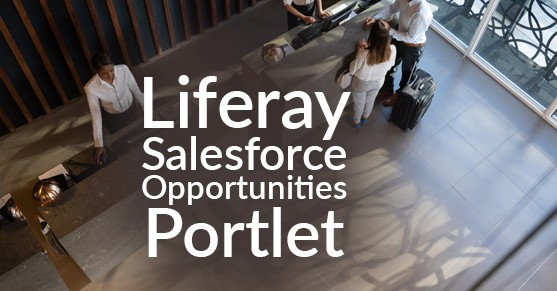 Liferay Salesforce Opportunities Portlet