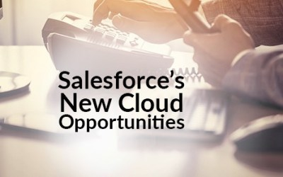 Salesforce's New Cloud Opportunities