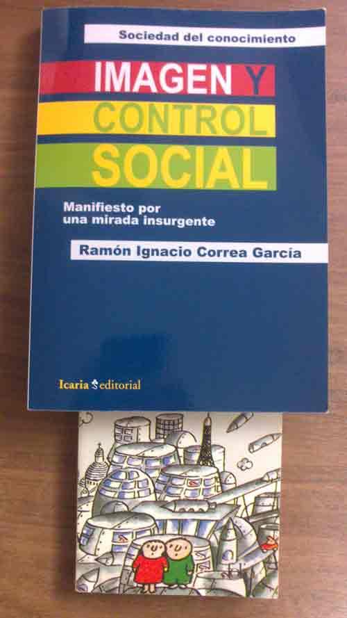 Imagen y control social, con un trozo de portada de Ravage