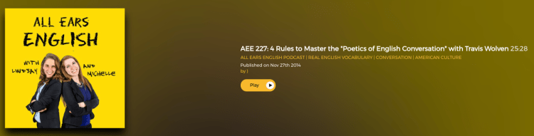 AEE 227: 4 Rules to Master the