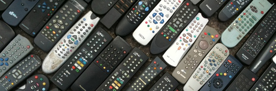 Replace Broken Remote Control? - Has your remote simply stopped working