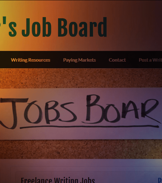 The Writer's Job Board Review