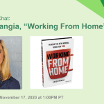 "Karen Mangia, ""Working From Home"" in conversation with Chris Heuer"