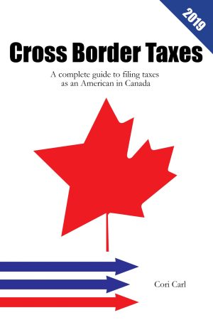 cross border taxes by cori carl book cover