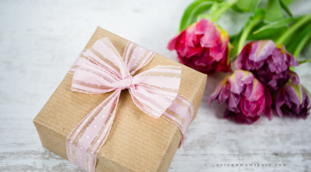home-based gift wrapping business
