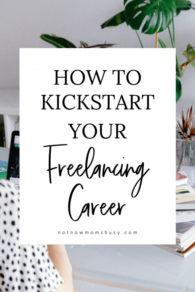 Kickstart your freelancing career with these helpful tips! #freelance #freelancers