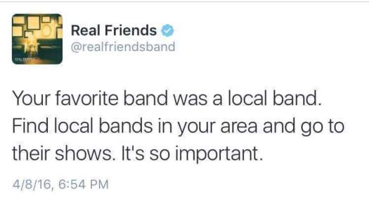 local-bands