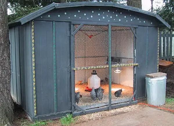 Small Backyard Shed Ideas