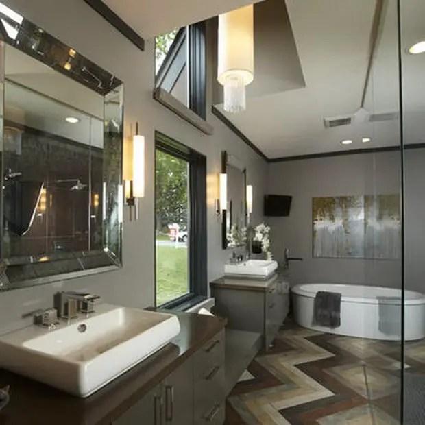Modern Luxurious Bathrooms