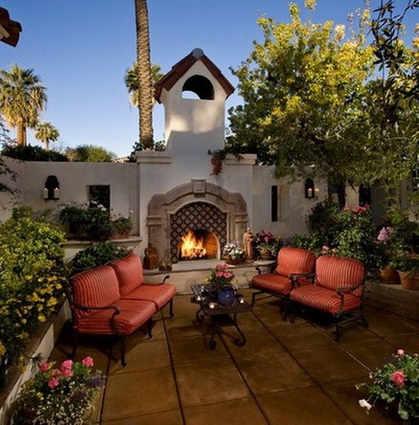 61 Backyard Patio Ideas - Pictures Of Patios ... on Outdoor Deck Patio Ideas id=77058