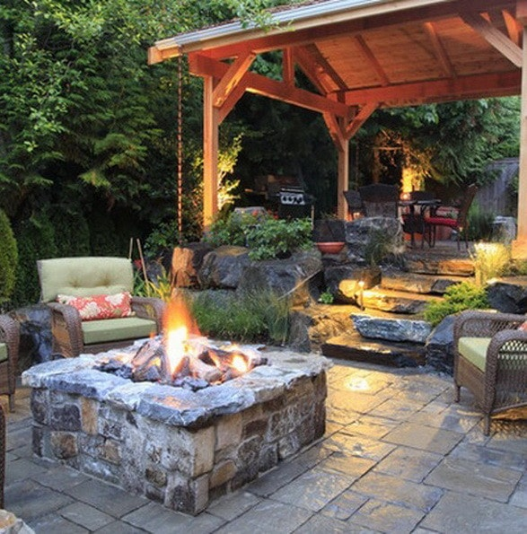 61 Backyard Patio Ideas - Pictures Of Patios on Cool Backyard Patio Ideas id=26384
