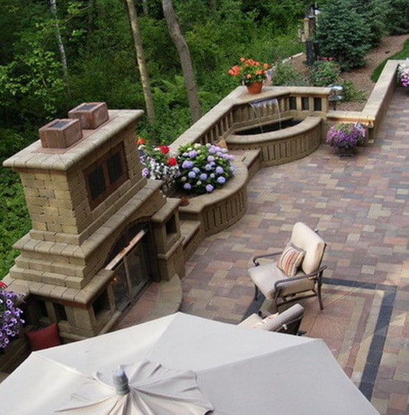 61 Backyard Patio Ideas - Pictures Of Patios ... on Patio And Backyard Ideas id=64665