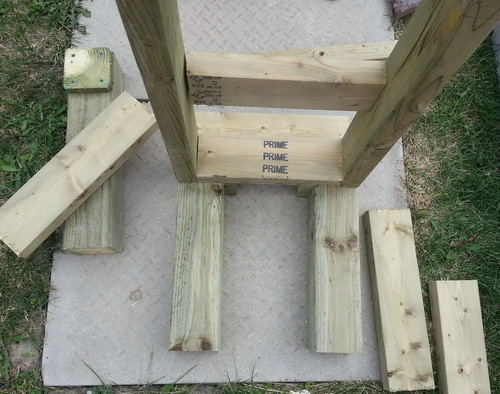 How To Build A Patio Deck Bench_07