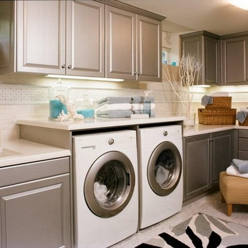 Top 10 Trending Laundry Room Ideas On Houzz: Ways To Organize Your Laundry Room