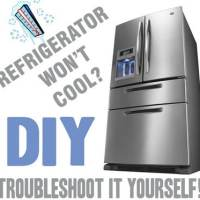 Refrigerator Is Not Cooling - What To Check And How To Fix