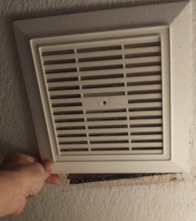 Repair bathroom ceiling fan for Bathroom exhaust fan repair