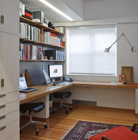 home office layout 26 Home Office Design And Layout Ideas | RemoveandReplace.com