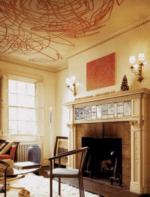 50 Amazing Painted Ceiling Designs Amp Ideas
