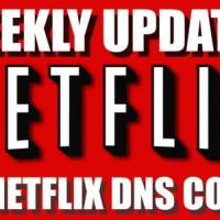 Netflix DNS Codes Updated For October 2018 USA Codes For American Netflix