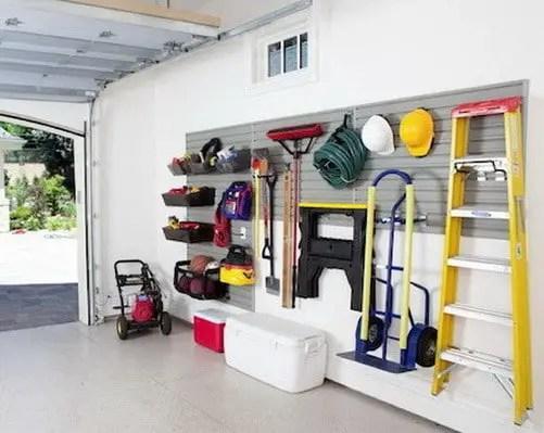 Organized Garage Ideas - 25 Smart Declutter Solutions ... on Organized Garage  id=63723
