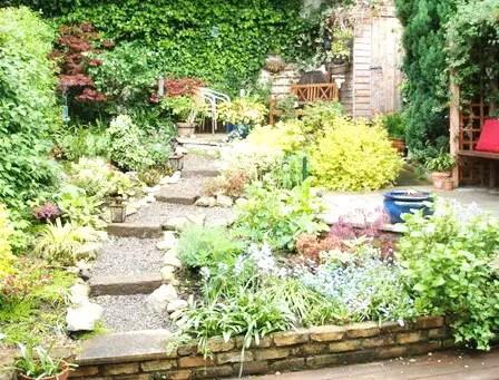 60 Beautiful Patio And Backyard Garden Terrace Ideas on Terraced Yard Landscape Ideas id=30496