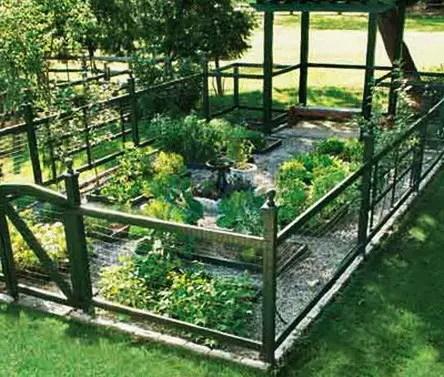 55 Great Garden Layout Ideas - Backyard Gardens ... on Garden Patio Designs And Layouts id=64200