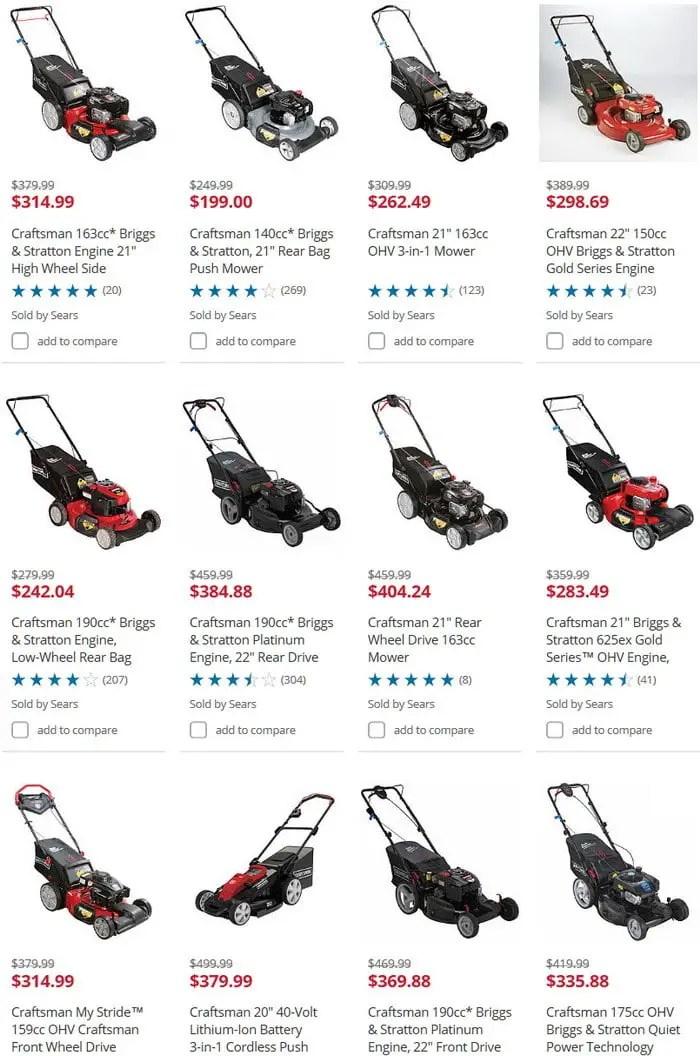 33cs420 01 owner's manual craftsman lawn mower